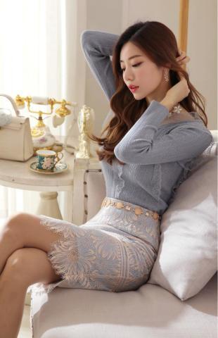 做有品位的女人,從選擇精緻的裙裝穿搭開始