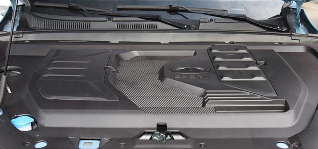 動力要升級?新款瑞虎5x HERO高能版將在今天上市-圖6