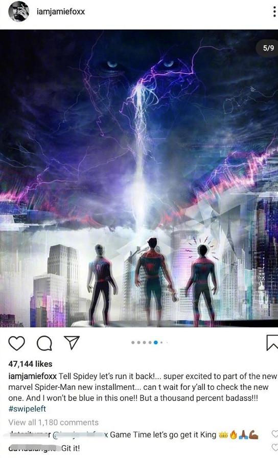 網傳馬奎爾、加菲已簽約《蜘蛛俠3》,三代蜘蛛俠將攜手抗敵-圖6