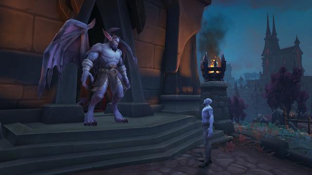 魔獸9.0前瞻:納斯利亞堡一號BOSS攻略,暗影中的鮮血獵手-圖3