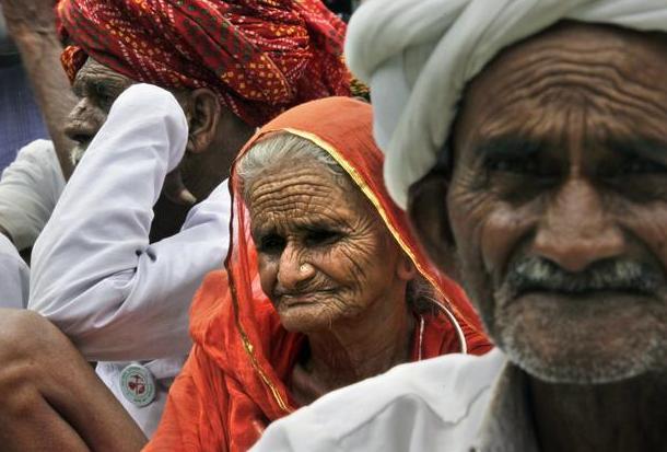 """回光返照?印度74歲老人被認為已死亡,放到冷櫃一夜後卻""""活""""瞭-圖4"""