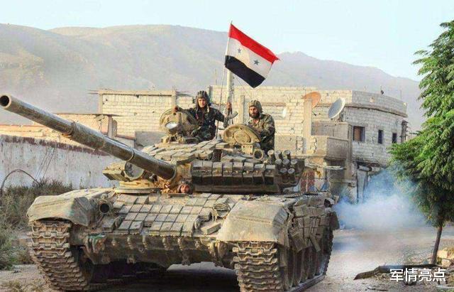 親美叛軍遭俄敘猛攻,冒充美軍被打的更慘,親美者多數結局都很慘-圖4