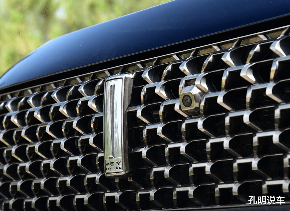 """國產豪華SUV""""領導者""""名不虛傳,科技版VV7價格膨脹!後排帶屏幕-圖2"""