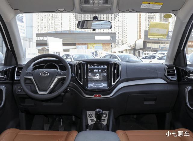 5.99萬起的長安SUV,搭1.5T四缸引擎+大7座,配11英寸液晶屏-圖6