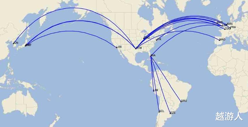 9月,美國主要航空公司計劃恢復15條國際航線,直航我國還需時日-圖3