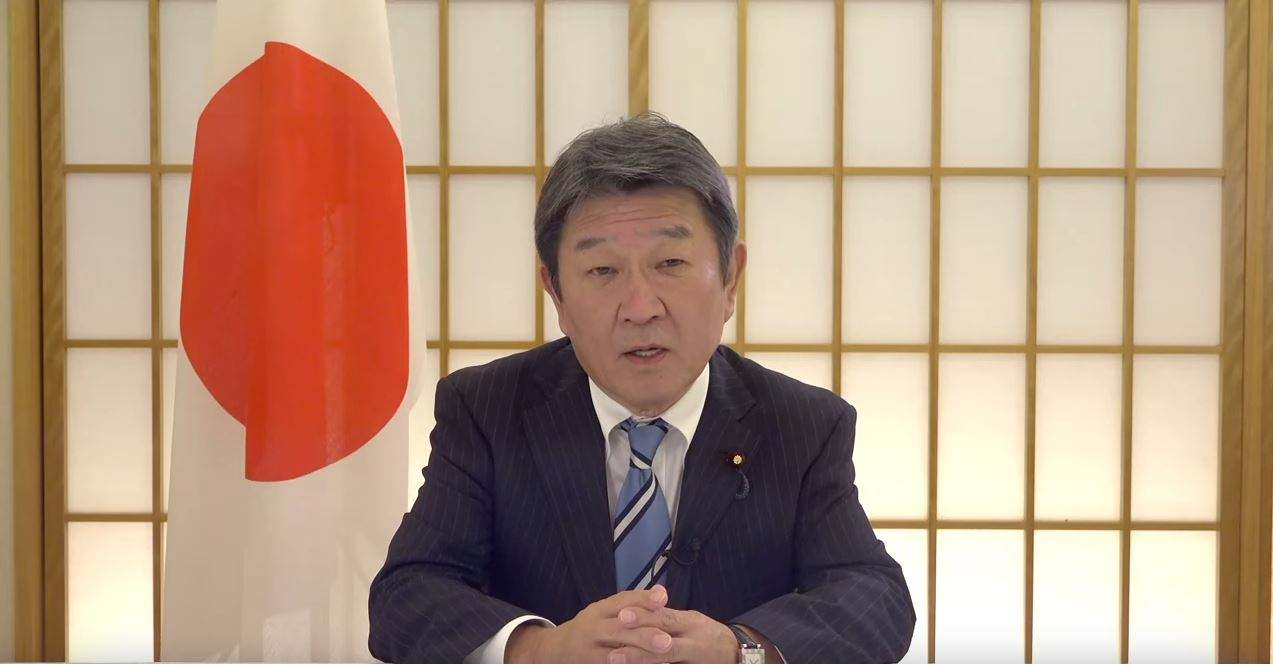 """日本外相出訪歐洲,就歐洲對華態度,和日本""""對表""""-圖3"""