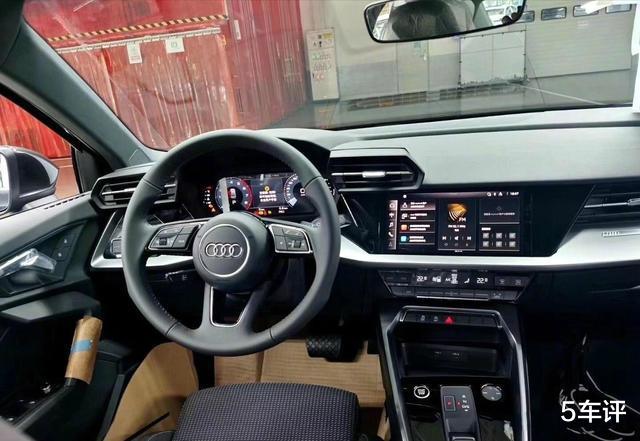 新一代奧迪A3北京車展正式亮相, 新車搭載1.4T發動機-圖5