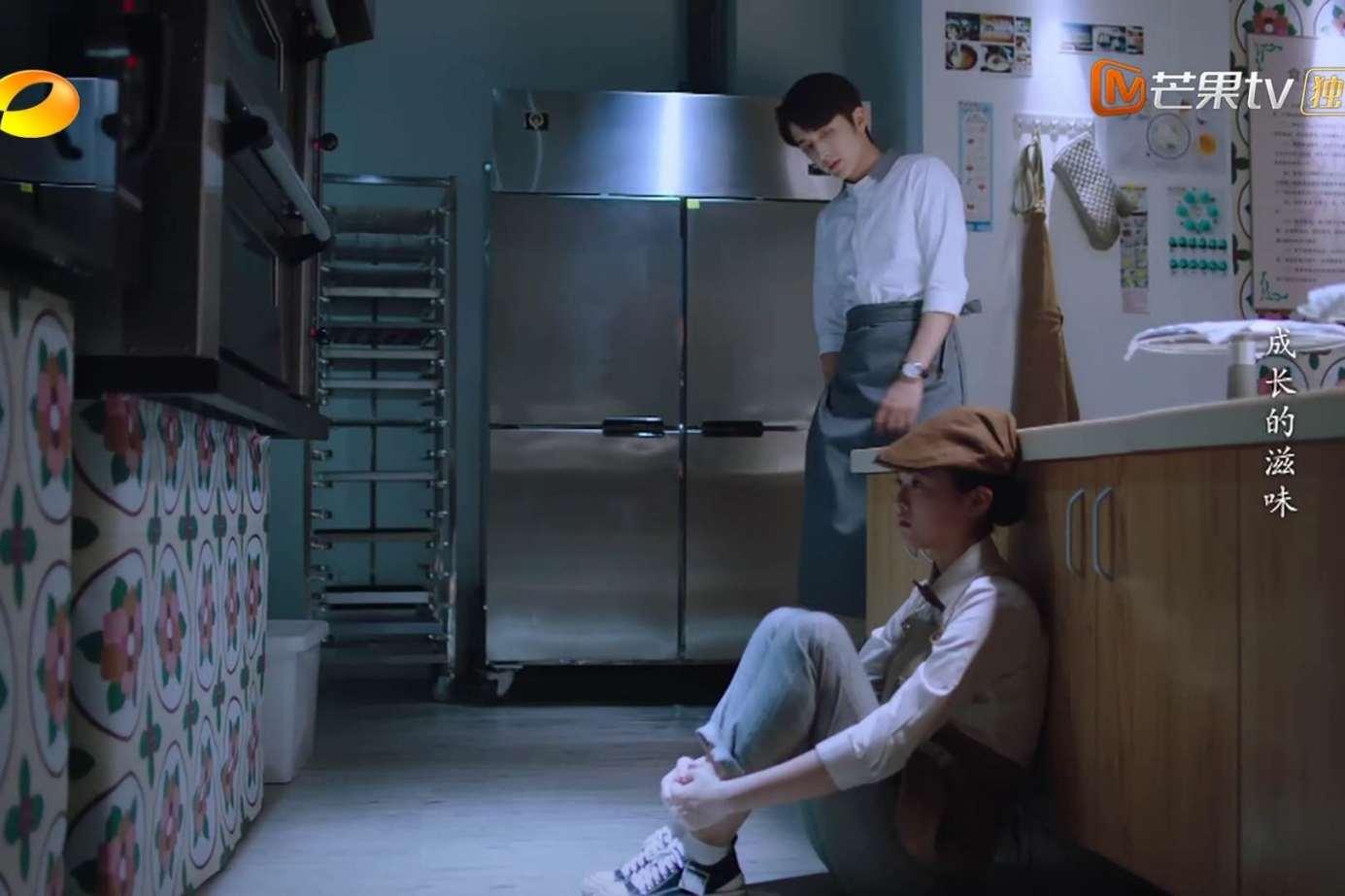 小橙子愛上子秋,倒戈幫助李尖尖,唐燦一打扮,莊北看呆移情別戀-圖5