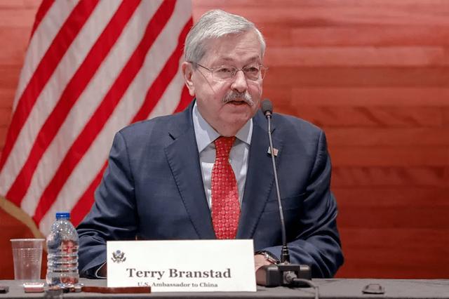 關鍵時刻,美駐華大使在北京重磅發聲,事關中美關系,信號明確-圖5