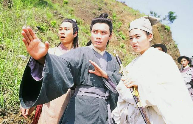隻有20集的十部TVB古裝劇,你還記得幾部?-圖3