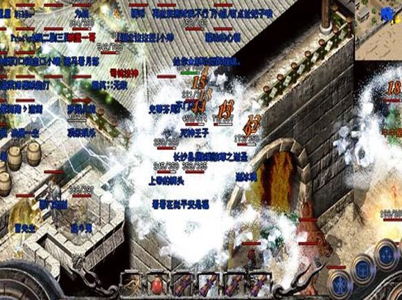 仙剑online游戏_热血传奇:大浪淘沙,新一代金牌指挥和家族崛起,有的已名震直播界-第6张图片-游戏摸鱼怪