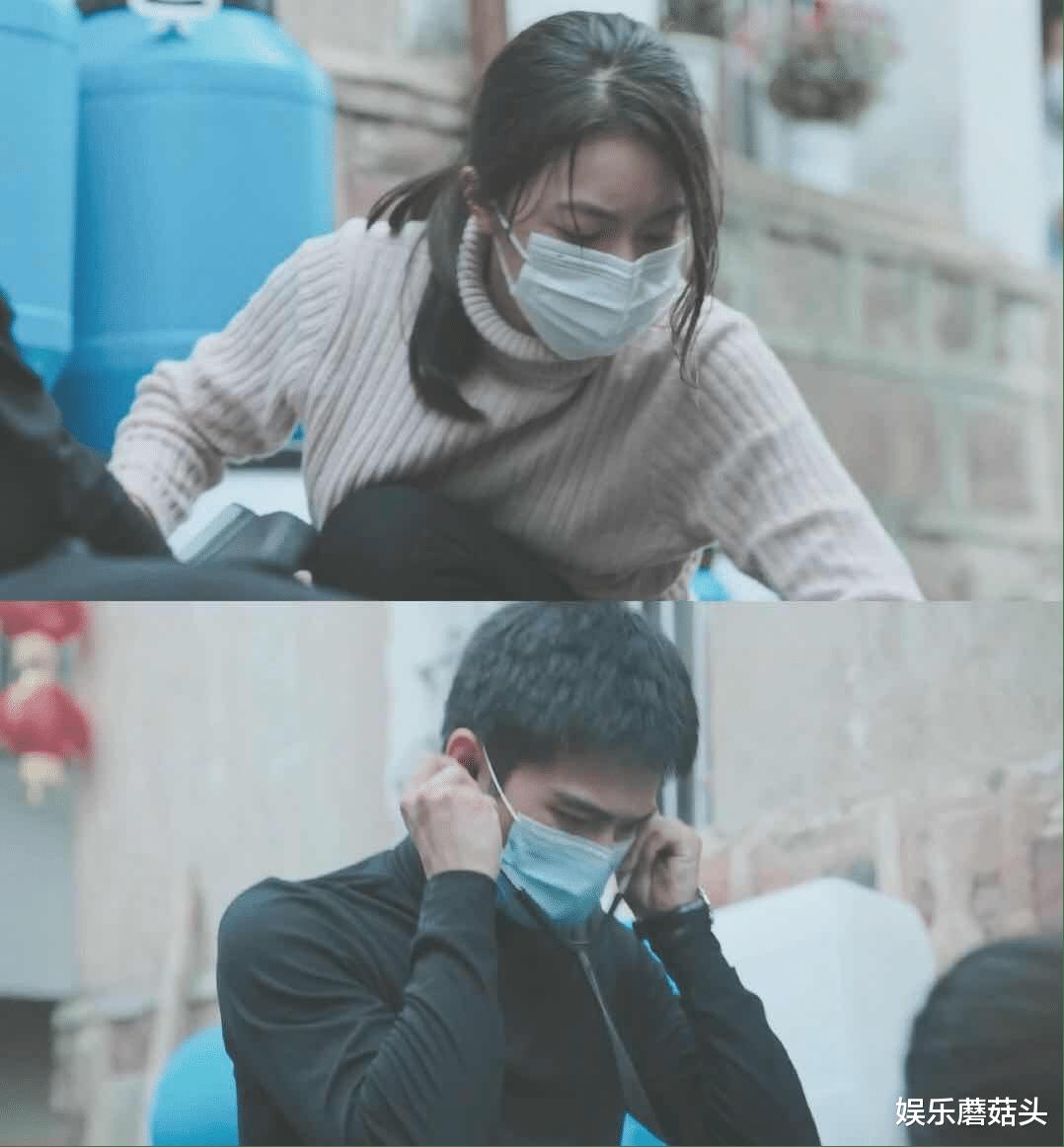 《在一起》同行,楊洋趙今麥被吐槽演得太假,導演也受到質疑-圖4
