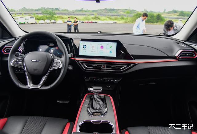 屬於年輕人的個性SUV,歐尚X5配置全面,有望成為爆款車型-圖8
