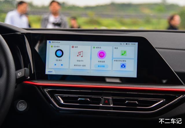 屬於年輕人的個性SUV,歐尚X5配置全面,有望成為爆款車型-圖9