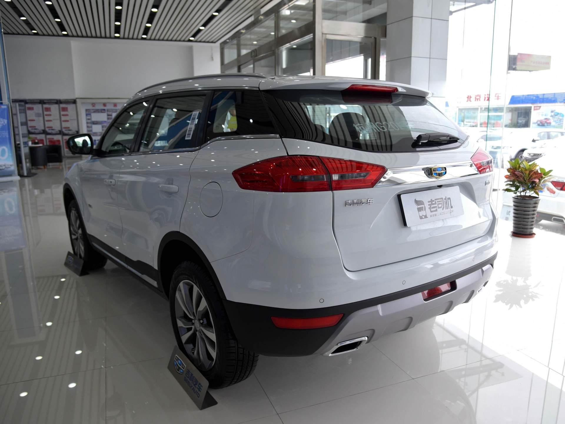 裸車10多萬入手這臺國產SUV,動力強空間大,油耗還可接受-圖3