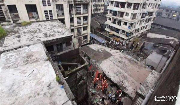 印度房屋坍塌41死,男子被埋10小時,用手機記錄被困經歷-圖5