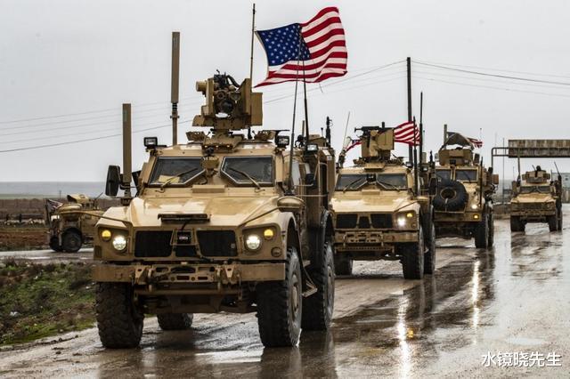 惹怒普京都不怕?大批美軍突現俄羅斯控制區,撲向價值數百億油田-圖6