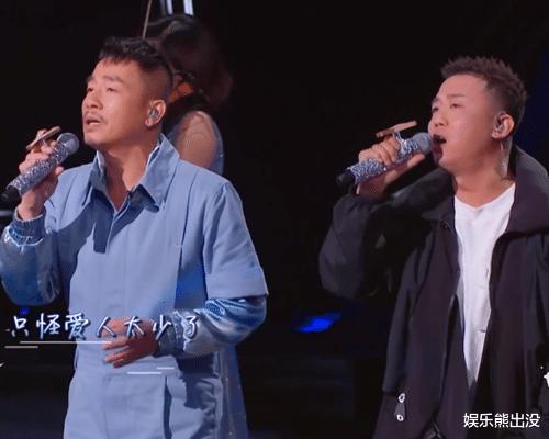 《我們的歌》B組沒有那麼強,首輪表演差強人意,陳小春或為短板-圖5