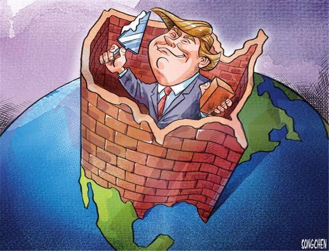 白宮對華施壓過猛,終於發現不對勁,美國正在丟失鬥志-圖5