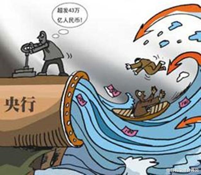 中國銀行分行副行長:央行放水是打著刺激經濟的幌子進行財富掠奪-圖4
