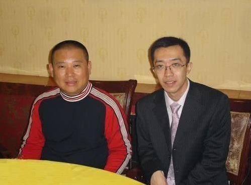 """""""德雲社創始人""""刪除李菁,為何他和張文順在德雲社沒有股份-圖4"""