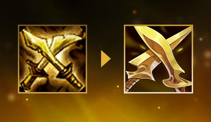 LOL:設計師好活當賞!大量裝備新圖標出爐,狂徒鎧甲帥到認不出-圖3