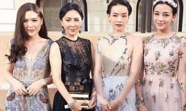 """4位去香港發展的內地女星,最後1位被蛋糕砸臉,受盡""""侮辱""""-圖2"""