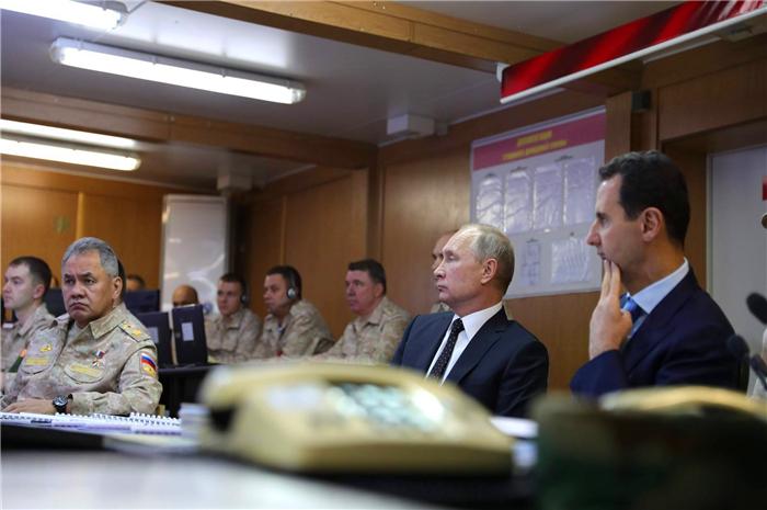 俄軍副司令被斬首第四天!普京罕見未表態,敘利亞率先送出大禮-圖3