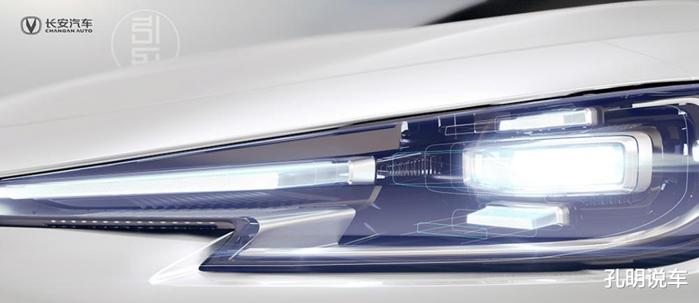 長安引力第二款SUV定妝照,雙尾翼+貫穿燈!意大利設計師沒白請-圖4