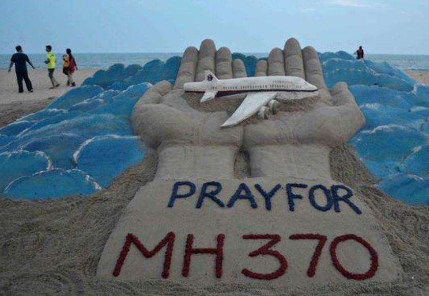 疑似MH370的殘骸被沖上海灘,帶來新希望,失蹤飛機的謎團可以解開?-圖3