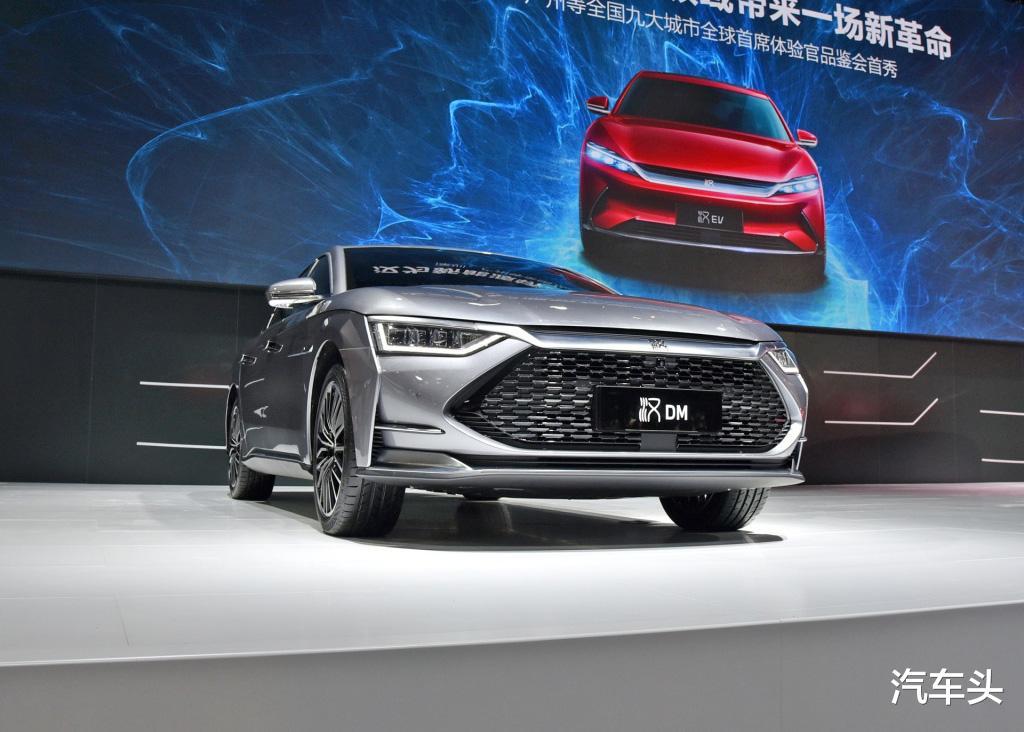 沒有漢EV配置豐富,也沒有它貴,23萬的起售價是更接地氣-圖10