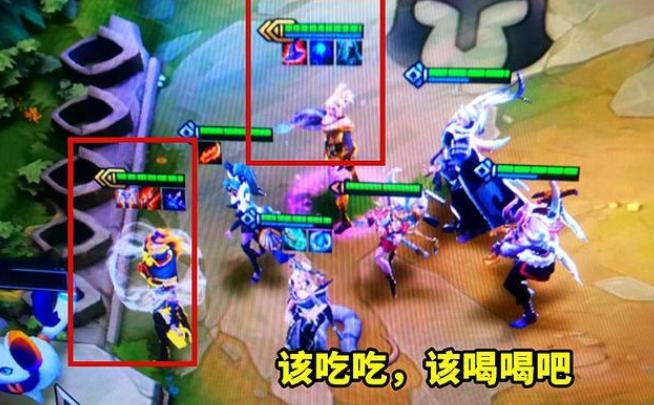 xxxxoooo_云顶之弈:终于找到赵信的正确玩法?给他这三件装备,云顶横着走-第3张图片-游戏摸鱼怪