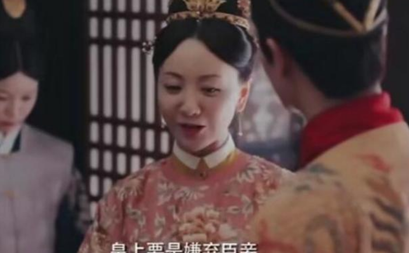 """有種""""久違""""叫楊蓉,時隔2年再演古裝劇,換瞭眉形差點認不出-圖4"""