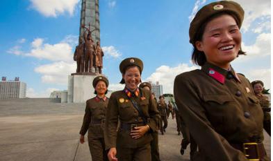 朝鮮女性有哪些事情是禁止的?-圖2