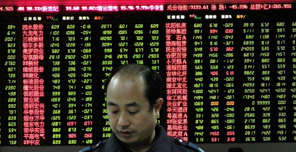 """中國股市:突然這麼一跌,""""狂風暴雨""""真的來瞭嗎?看完不敢相信-圖5"""