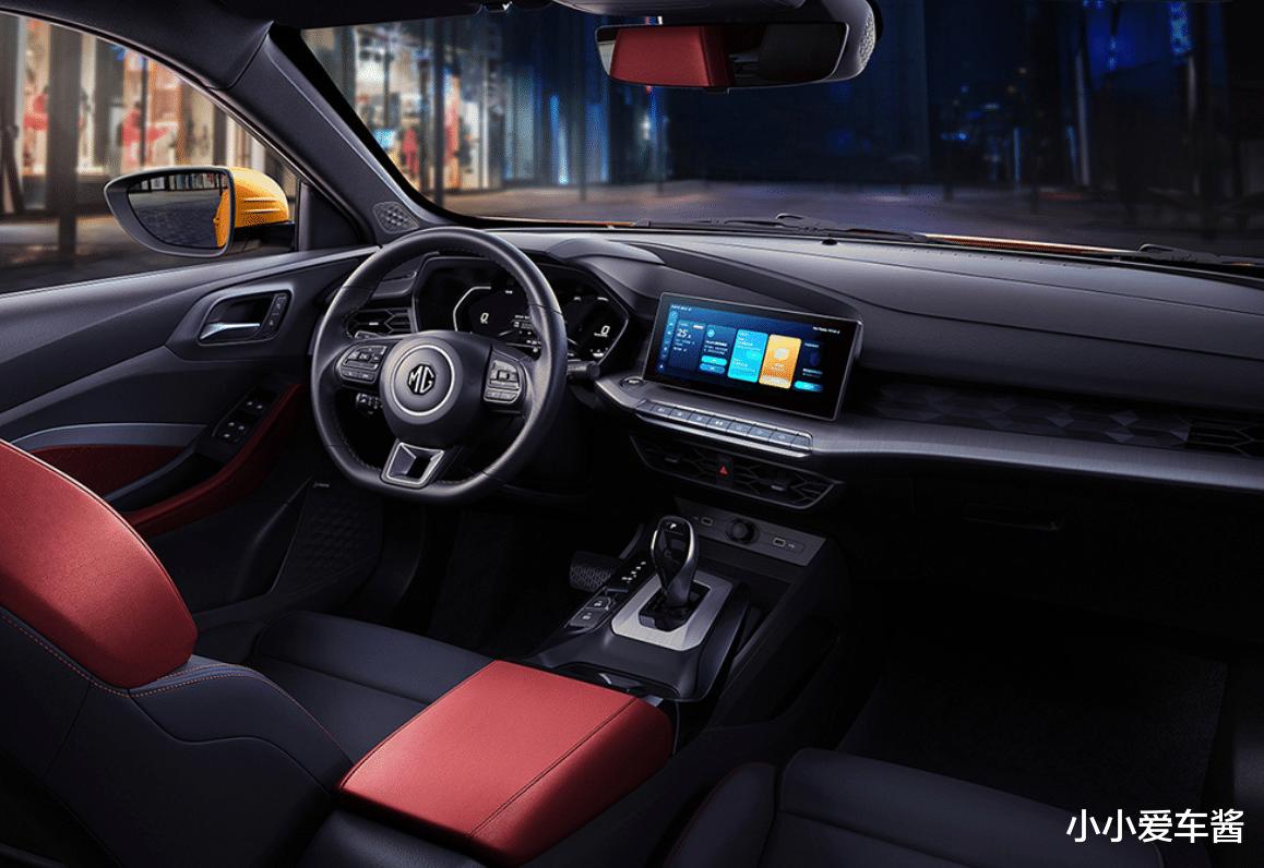 緊湊型傢轎中的新王者,標配多層隔音玻璃,搭1.5T,頂配不足十萬-圖6
