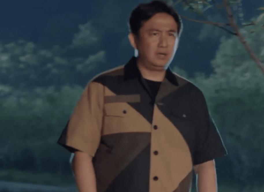 """48歲黃磊被質疑是""""偽自律""""?每天堅持跑步5公裡,依舊還是很胖-圖2"""