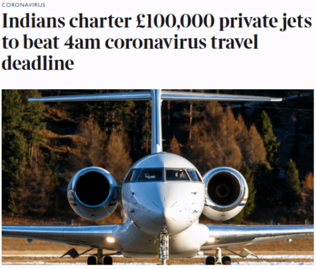 絕望氣息彌漫,印度當街焚燒處理遺體,超級富豪8架私人飛機逃離印度-圖10
