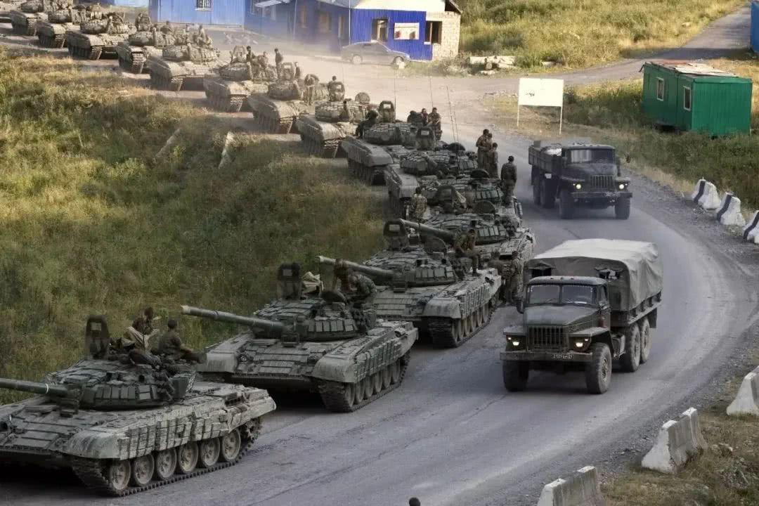 1小時被奪城,13小時交通系統被全占,格魯吉亞為何要挑戰俄羅斯-圖7