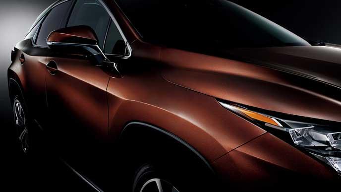 雷克薩斯RX的全車型將在2022年變更為旗艦SUV-圖6