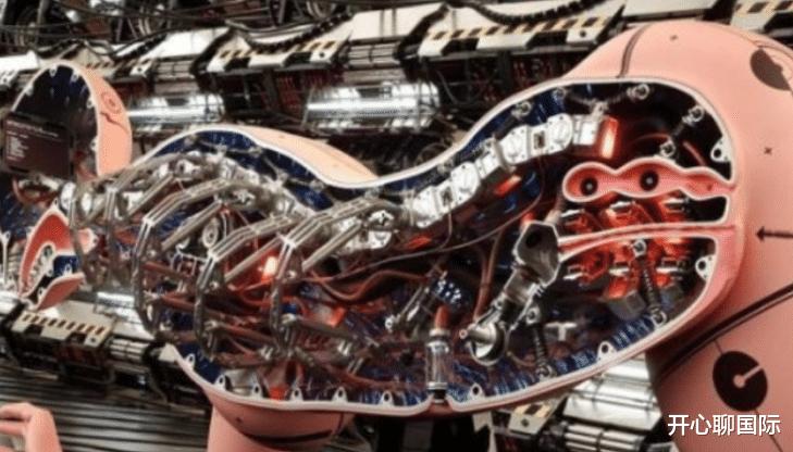 """日本""""女友機器人""""再升級,內部構造全面且新穎,宅男:快進口-圖4"""