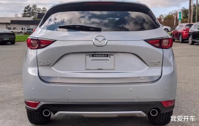新馬自達CX-5實車泄露,或成SUV新標桿,CRV淪為配角-圖3