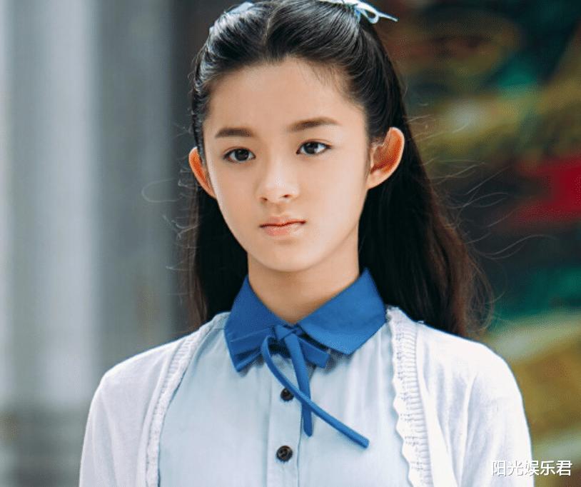 楊冪旗下14歲童星出演新版趙靈兒,她或許會成為下一代頂流-圖9