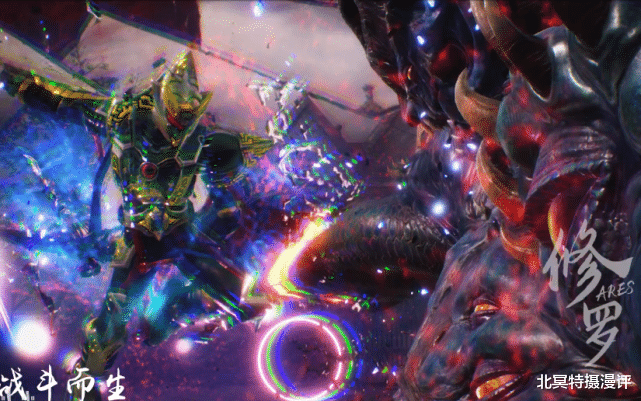 鎧甲勇士:奧飛註冊新商標修羅再臨,修羅鎧甲再升級與路法死戰-圖4