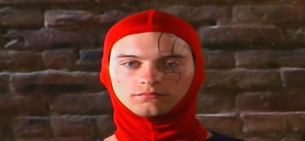 還記得托比蜘蛛俠打擂時穿的戰衣嗎?最初造型更加尷尬!-圖4