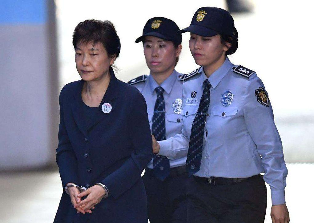 支持率超44%!韓國總統大選殺出一匹黑馬,樸槿惠在獄中收到噩耗-圖4