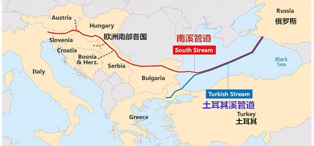俄德一心建成北溪2,讓烏克蘭大禍臨頭,難怪美國會試圖全力阻止-圖4