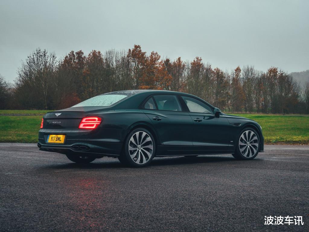 全新賓利飛馳V8車型售價公佈,售價251.80萬元-圖6