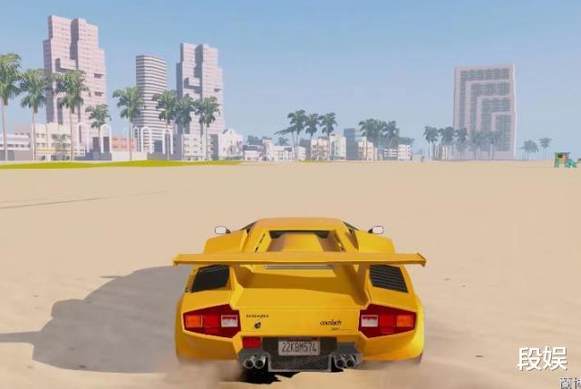 《GTA6》全景地圖曝光,比前代要大兩倍,準備500G固態!-圖3