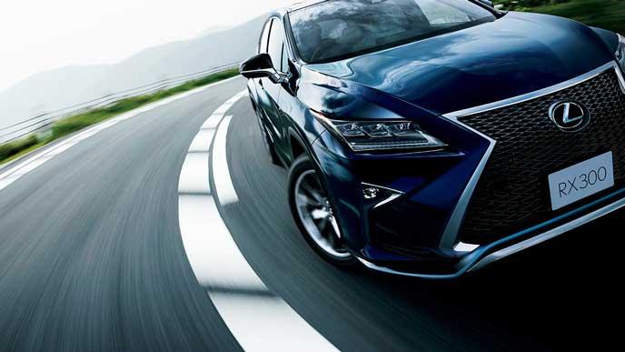 雷克薩斯RX的全車型將在2022年變更為旗艦SUV-圖8